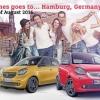 26.-27.Aug /Smarttimes 2016 Hamburg / Germany